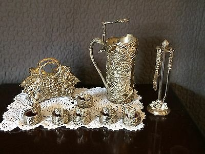 Decorative Silver Plate / Metal Items