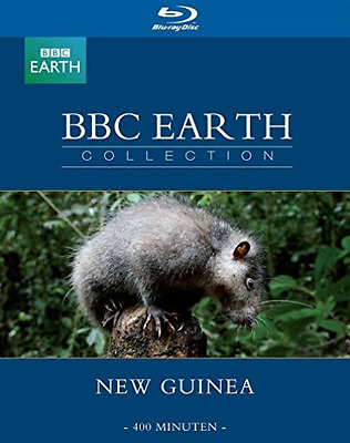 BBC Earth Classic - New Guinea - Dutch Import  Blu-Ray NUEVO