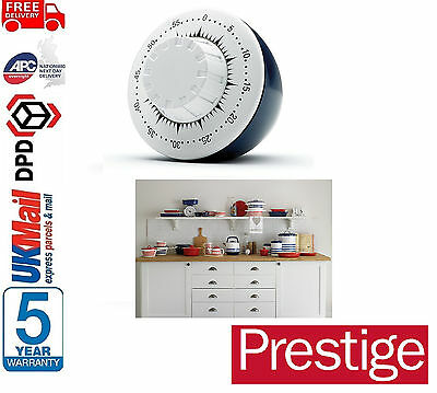 BRAND NEW Prestige kitchen Timer Red Blue