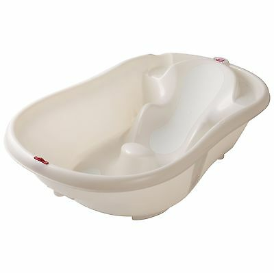 OK Baby Onda Evolution Baby Bath Tub Without Support Bars - Taupe