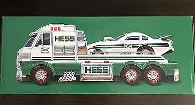 2016 Hess Toy Truck And Dragster - Brand New - Still In Box - Free Shipping
