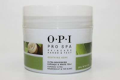 ASA02 - OPI Pro SPA Soothing Soak 204g / 7.2 Oz. - NEW