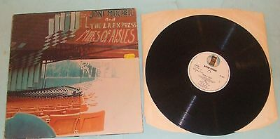 Joni Mitchell And The LA Express Live Double LP - Miles Of Aisles. A1/B1/A1/B1.