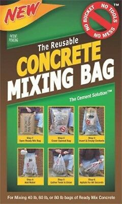 Concrete Mixing Bag, Single, PartNo 101933, by Conservco
