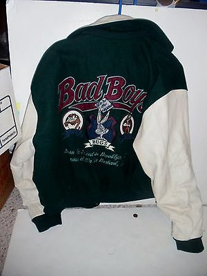 Were The Original Bad Boys Bugs Bunny Taz  Coyote Acme Clothing Co Jacket Size L