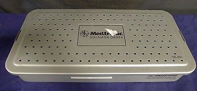 Medtronic Sofamor Danek 11 Piece Spinal System w/ Case USED