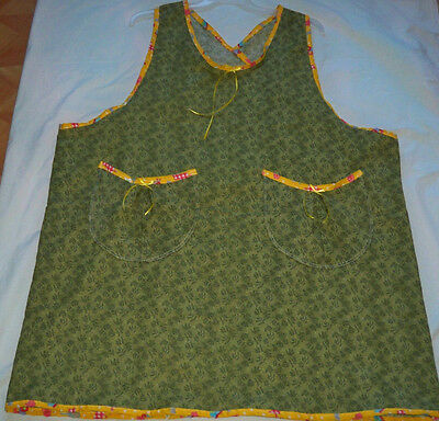 """ADULT BABY 59"""" Country Cotton Sundress,  By  KT"""