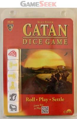 Catan Dice Game- Clamshell - Toys Brand New Free Delivery