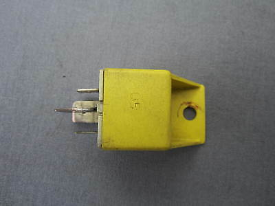 GENUINE GILERA ICE 50cc RELAY STARTER FOUR PIN RELAY 2001 - 2003 583337