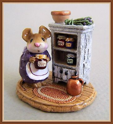 Wee Forest Folk Jenny's Jams & Jellies - M-256 *Special from Copper Cricket*
