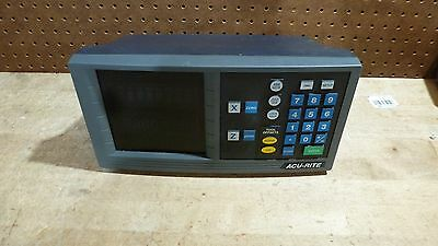 Acu-rite 2001004, 2x Turn D200 DOM Digital Readout *Nice Working Condition*