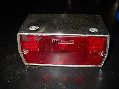Chopper Tail Light, TCME  Real Vintage too! Fits Harley, Honda, Triumph.. HCBR#6