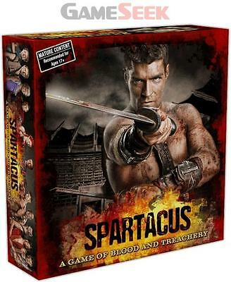 Spartacus A Game Of Blood And Treachery Board Game - Toys Brand New