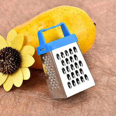 Mini 4 Sides Multifunction Handheld Grater Slicer Fruit Vegetable Kitchen Tools