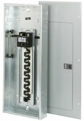 Eaton 40-Circuit 30-Space 200-Amp Main Breaker Load Center Service Entrance