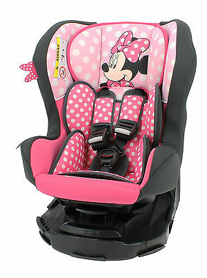 Siege auto MINNIE Made IN France Pivotant 360 ° groupe 0+/1 (0-18kg) Neuf
