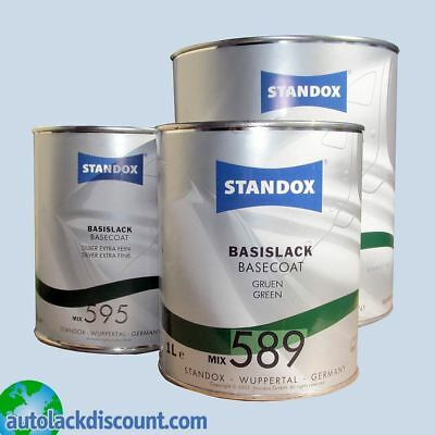 Standox Standocryl Basislack Mix 579 Orange 1 Liter
