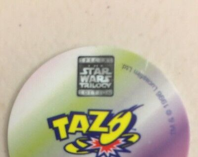 Rare Star Wars Tazo 12 x Silver Holograms In Good Condition