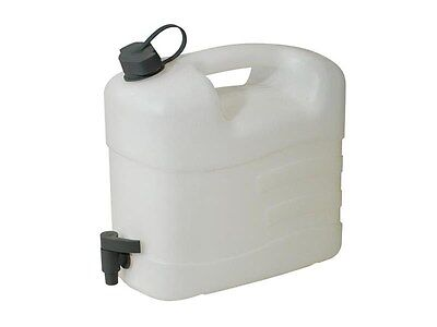 Sealey WC10T Fluid Container 10ltr with Tap Dispenser Camping Caravan New