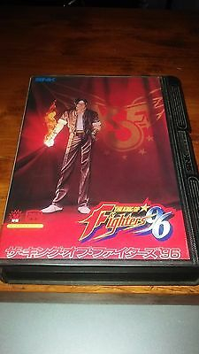 Jeu Neo Geo AES King of Fighter's 96 - KOF96 - Complet / Full