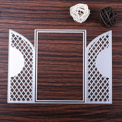 Greeting Cards Metal Cutting Dies Stencil For Scrapbooking Embossing Decor Gift