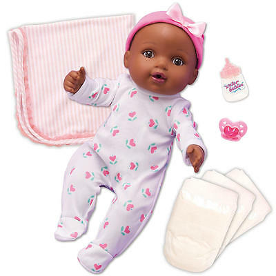 Waterbabies Special Delivery 16 inch Doll with Playset - African American