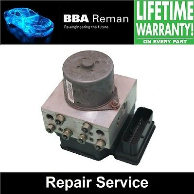 BMW Mini TRW ABS Pump (ABS) **Repair Service with Lifetime Warranty!**