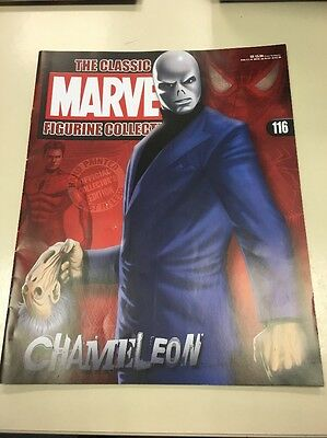 The Classic Marvel Figurine Collection 116 Chameleon