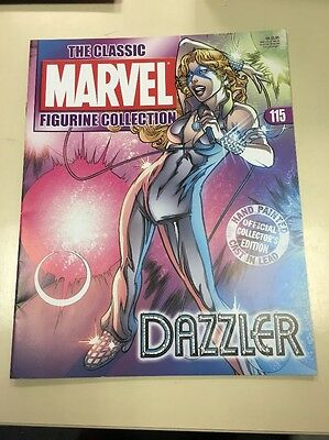 The Classic Marvel Figurine Collection 115 Dazzler
