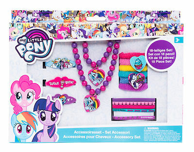 Fantastico set Accessori - MY LITTLE PONY - 18 pezzi