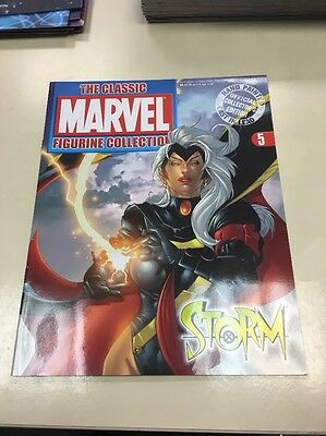 The Classic Marvel Figurine Collection 5 Storm