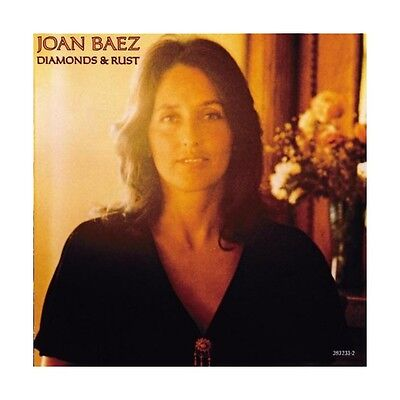 Joan Baez - Diamonds & Rust Cd Audio Musica Nuovo - A&m-358730