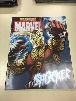The Classic Marvel Figurine Collection 91 Shocker