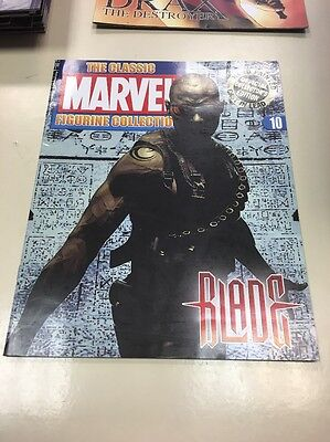 The Classic Marvel Figurine Collection 10 Blade