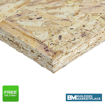 OSB Board Oriented Strand Board - FSC Structural OSB Sheets 9mm 11mm 18mm OSB/3