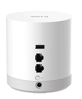 D-Link DCH-G020 mydlink Connected Home Z-Wave Hub weiß