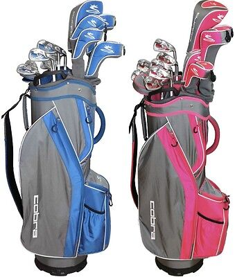 2016 Cobra Fly Z S Complete Womens Package Set Choose Color Brand New Right Hand
