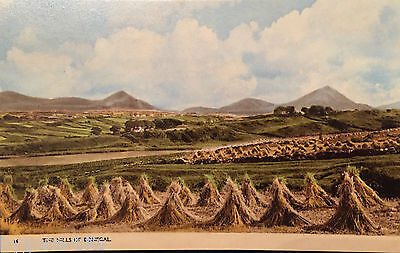 9 x DONEGAL POSTCARDS FROM 1930's IRISH POSTCARD IRELAND DERRY PUBLISHER PK 18