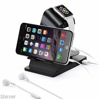 Itian Apple Watch iPhone iPad Mini Air Plus Stand charging station Dock Cradle