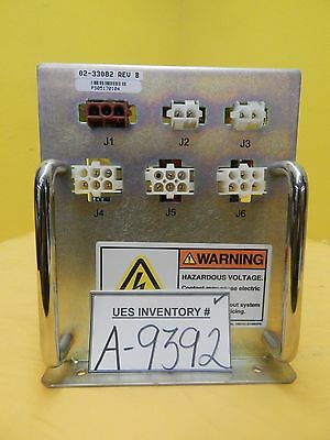 ASM Advanced Semiconductor Materials 02-33082 HiPEC Power Supply Assembly Used