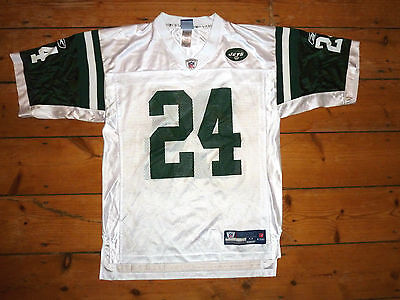 "medium NEW YORK JETS  American Football Shirt NFL ""24"" REVIS NFL Jersey"