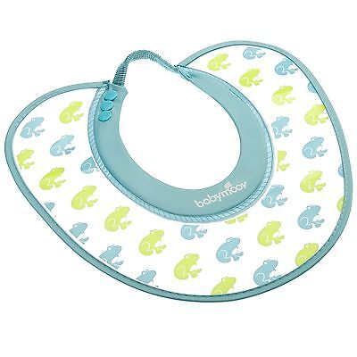 Babymoov Baby Bath Tub / Bathing Shampoo Eye Shield Protection - Frog