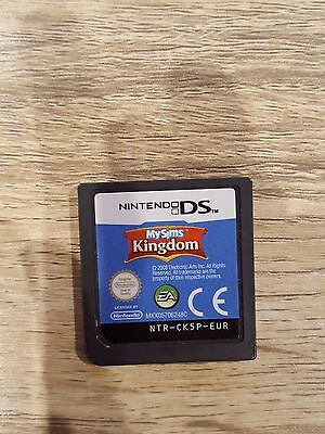 My Sims Kingdom - Nintendo DS 3DS Game