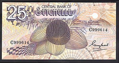 Seychelles. 25 Rupees, (1983), C999614. Almost Uncirculated-Uncirculated.