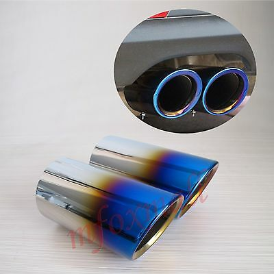 Rear Muffler Tail Exhaust Pipe Tip Cover Fit For BMW E93 E90 E92 325 325i 328i