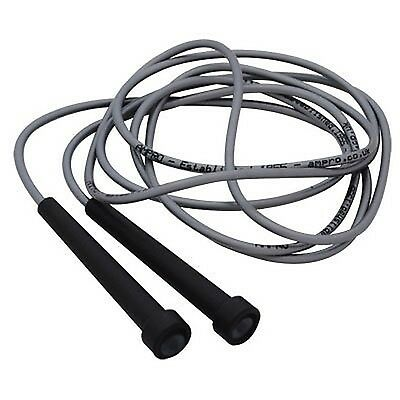 Ampro Pro Speed Skipping Rope - Boxing/MMA/Martial Arts/Fitness/Jump Rope 10ft