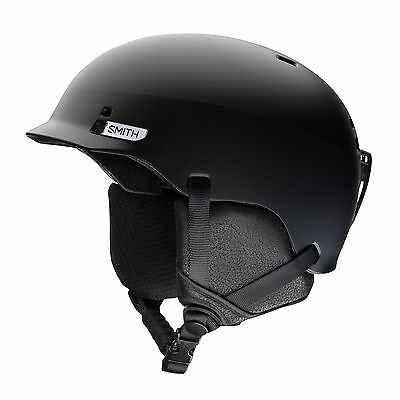 Smith Men's Gage Snow Ski Bike Helmet Matte Black Small