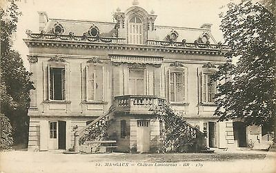 Cp Margaux Chateau Lamourous