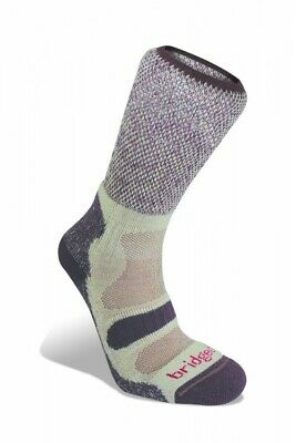 Bridgedale Womens Cool Fusion Light Hiker Lightweight Hiking Socks