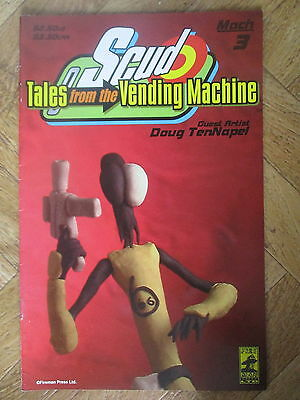 Scud Tales From The Vending Machine #3 Very Fine (W11)